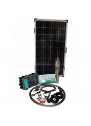Sistem pompare apa cu panouri solare Taifu 3TSS0.76-55-24/120