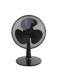 """Ventilator de birou Descon DA-1203B, 230 V, 35 W, 12"""", Negru"""