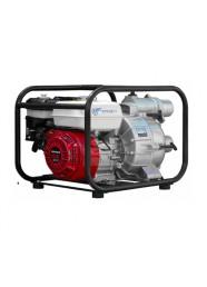 """Motopompa apa murdara AGT WPT-30HKX GX, 6.5 CP, benzina, 800 l/min, Hmax. 26 m, 3"""""""