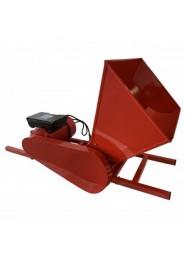 Zdrobitor de fructe si legume, electric, VivaTechnix VMD-1001, 2.2 kW, 500-600 kg/h