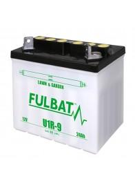 Acumulator cu acid Fulbat U1R-9, 12 V, 24 Ah (196x131x184 mm)