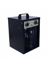 Aeroterma electrica monofazata Zobo ZB-EF3, 3 kW, 476 mc/h, suprafata incalzita 40 mp