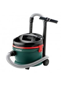 Aspirator uscat-umed Metabo AS 20 L, 1200 W, 210 mbar, 20 L