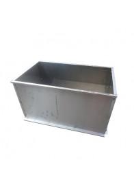 Extensie buncar desciorchinator ENO 10-15 - Inox