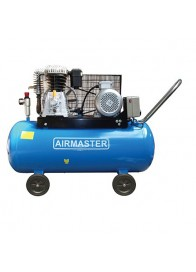 Compresor de aer Airmaster AIR5.5SHU10200, 400 V, 4 kW, 550 l/min, 10 bar, 200 l