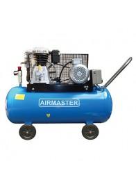Compresor de aer Airmaster AIR5.5SHU10300, 400 V, 4 kW, 720 l/min, 10 bar, 300 l