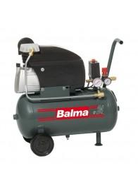 Compresor de aer Balma FC2/24 CM2, 230 V, 1.5 kW, 222 l/min, 8 bar, 24 l