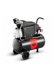 Compresor de aer Chicago Pneumatic CPRA 24 L20, 230 V, 1.5 kW, 222 l/min, 8 bar, 24 l