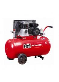 Compresor de aer Fini MK102-100-3M, 230 V, 2.2 kW, 320 l/min, 10 bar, 100 l