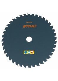 Cutit taietor pentru iarba Stihl 250x20 mm, 40 dinti