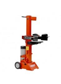 Despicator de lemne, vertical, Hecht 6810, 230 V, 3000 W, 7 T, diametru max. 30 cm, lungime 105 cm