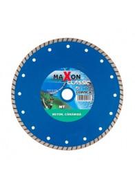 Disc diamantat materiale de constructii MAXON TURBO, Ø 350 mm