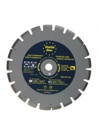 Disc diamantat asfalt Italia Star, 350 x 25.4 mm