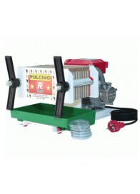 Filtru de ulei Rover Pulcino 10 Oil, 10 placi, 100-150 l/h