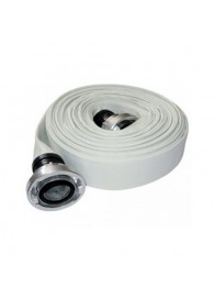 Furtun refulare plat cu cuple AquaFix 76 mm x 20 m