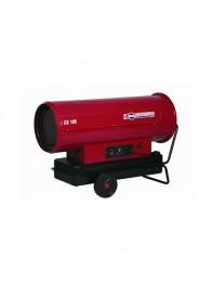 Generator de aer cald Biemmedue Arcotherm GE 105, 230 V, 105 kW, 4600 m3/h