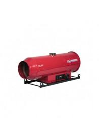 Generator de aer cald Biemmedue Arcotherm EC/S 55, 230 V, 55 kW, 2500 m3/h