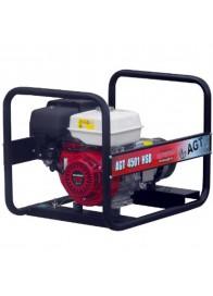 Generator de curent monofazat AGT 4501 HSB, Honda GX270, 4.2 kVA, benzina