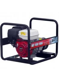 Generator de curent monofazat AGT 4501 HSBE, Honda GX270, 4.2 kVA, benzina, pornire electrica
