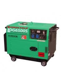 Generator de curent monofazat Green Field LDG6500S_A