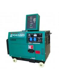 Generator de curent monofazat Greenfield LDG6500S