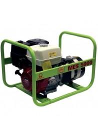 Generator de curent electric Pramac MES5000, 5.1 KVA, monofazat, benzina