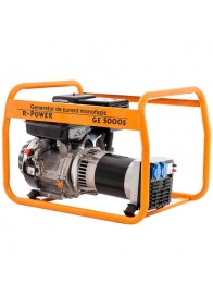 Generator de curent monofazat RURIS R-POWER GE 5000S