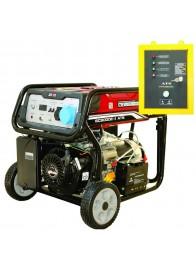 Generator de curent monofazat SENCI SC-8000-ATS