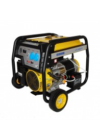 Generator de curent electric Stager FD 10000E, 8500 W, monofazat, benzina
