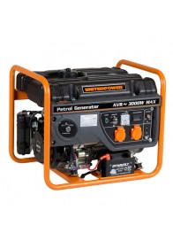 Generator de curent monofazat Stager GG 3400E