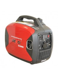 Generator de curent electric Senci SC-2000i, 2000 W, digital, monofazat, benzina