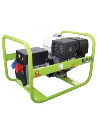 Generator de curent electric Pramac MES8000T, 8.3 kVA, trifazat, benzina