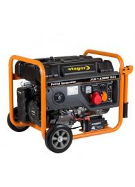 Generator de curent trifazat Stager GG 7300-3EW