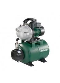 Hidrofor Metabo HWW 3300/25 G, 900 W, 3300 l/h, Hmax. 45 m, 24 l, pompa fonta