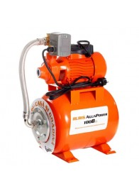 Hidrofor Ruris AquaPower 1008, 750 W, 2760 l/h, Hmax. 45 m, 19 l, pompa fonta