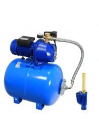 Hidrofor Wasserkonig HW25/50H_N, 900 W, 2880 l/h, Hmax 40 m, 50 l, pompa fonta