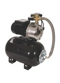 Hidrofor Wasserkonig WKPX3300-51/25H, 1000 W, 3300 l/h, Hmax. 51 m, 24 l, pompa inox