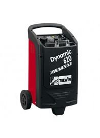 Redresor + Robot pornire auto Telwin DYNAMIC 620 START, 12-24 V, max. 90 A / 570 A