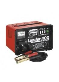 Redresor + Robot pornire auto Telwin LEADER 400 START, 12-24 V, max. 30 A / 180 A