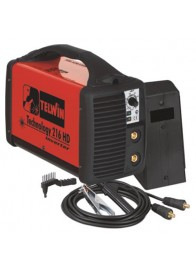 Invertor de sudura Telwin TECHNOLOGY 216 HD ACC