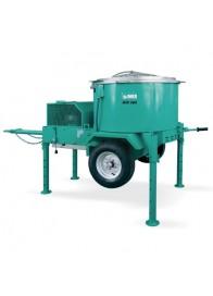 Malaxor Imer MIX 360, 400 V, 3 kW, 360 L, tractabil