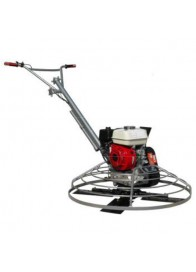 Masina de slefuit beton AGT 4-1200 W, Honda GX270, 9 CP, 1200 mm + Disc flotor