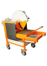 Masina de taiat caramida Bisonte KTV 650E, 5.5 kW, 650 mm