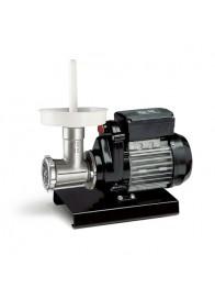 Masina de tocat carne electrica REBER 9501 NB, nr. 5, 400 W, 30-50 kg/h, accesorii inox