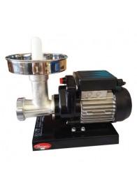 Masina de tocat carne Reber 9502 NI, nr. 5, 400 W, 30-50 kg/h, accesorii inox