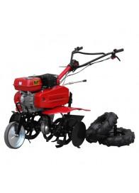 Motocultor (Motosapa) MEDIA LINE MS 6580/4, 7 CP, benzina, 3 viteze + Accesorii