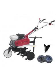 Motocultor (Motosapa) MEDIA LINE MS 7100, 7 CP, benzina, 3 viteze + Accesorii