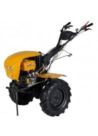 Motosapa ProGarden HS 1100-18, 18 CP, benzina, 135 cm, pornire electrica