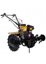 Motosapa ProGarden HS 1100A, 7 CP, diesel, 3 viteze, latime lucru 120 cm