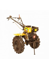 Motosapa ProGarden HS 1100AE, 7 CP, diesel, 120 cm, pornire electrica